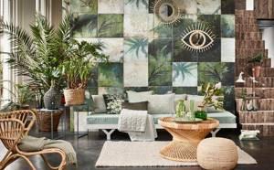 Тропический стиль в интерьере — 6 советов по созданию