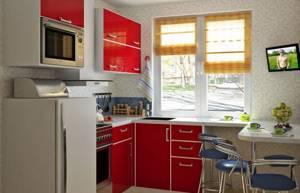8 советов как расставить мебель на кухне