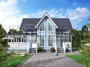 ТОП 8: лучшие проекты финских домов