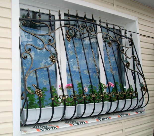 6 советов по выбору и установке решеток на окна