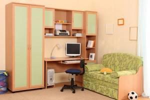 6 советов как расставить мебель в детской