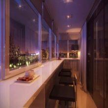 6 советов по освещению балкона