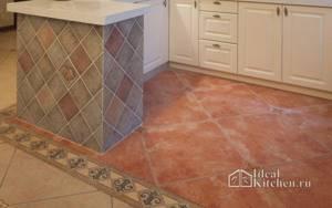15 советов по выбору керамической плитки для кухни