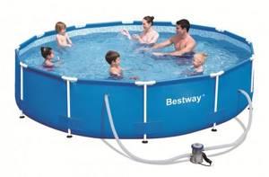 10 советов по выбору хорошего сборного каркасного бассейна для дачи