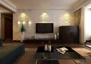 10 материалов для отделки стен гостиной. Чем отделать стены в гостиной.