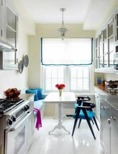 Выбираем шторы на кухню: виды, цвет, ткань. Фото моделей и дизайна штор.