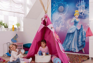 Фотообои в детскую комнату: 6 советов по выбору