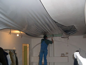 Этапы ремонта спальни