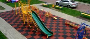 5 советов по выбору резиновой плитки для дорожек, дачи и детских площадок