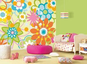 6 материалов для отделки стен в детской комнате