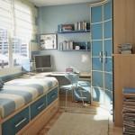 8 вариантов дизайна маленькой спальни с фото