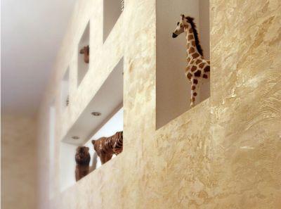 Этапы ремонта гостиной комнаты (зала)