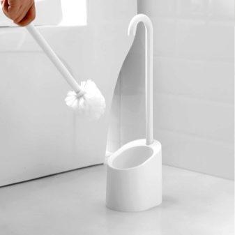 Ёршик для унитаза в туалет: 8 советов по выбору