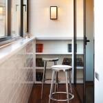 6 советов по дизайну маленькой лоджии с фото