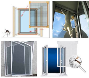 10 советов по выбору москитной сетки на пластиковые окна