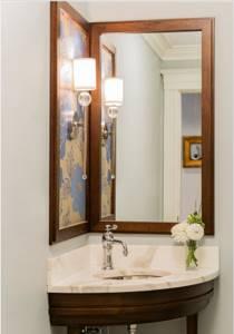 6 идей для дизайна маленького туалета